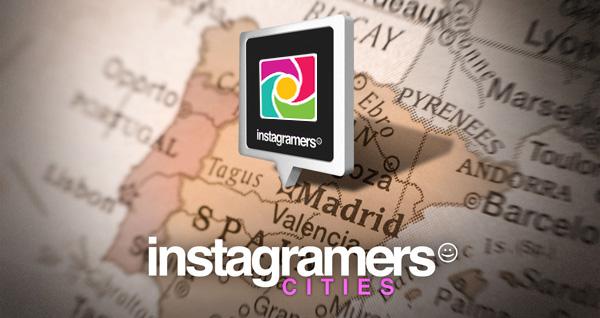 Instagramers Cities