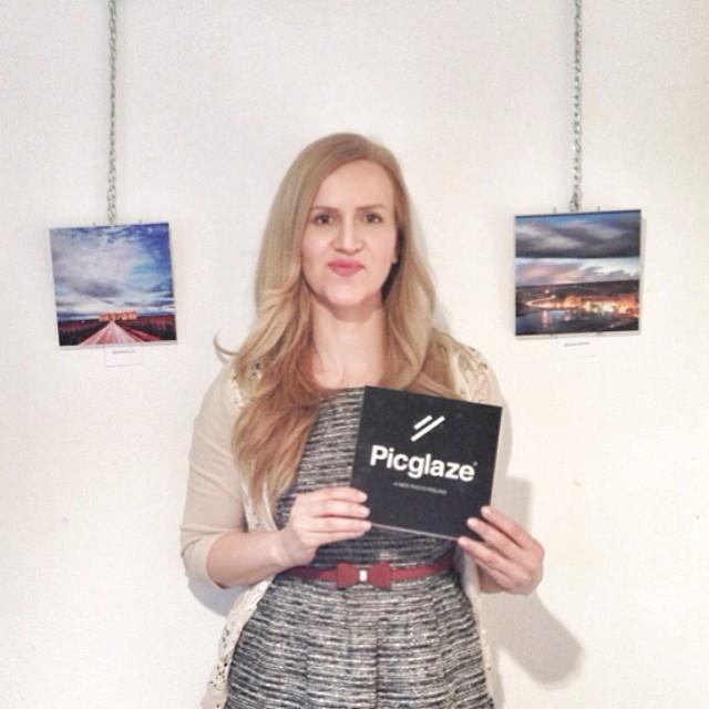 Exposición fotográfica de @igersciudadreal gracias a @picglaze e @igersgallery