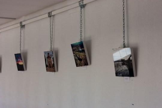 La muestra se compone de 40 fotografías escogidas de la red Instagram con la etiqueta #igersciudadreal