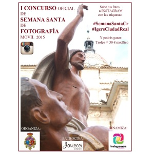 Cartel Concurso Semana Santa 2015 IgersCiudadReal